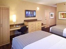 LivINN Hotel Cincinnati / Sharonville Convention Center Room - LivINN Hotel Sharonville Amenities