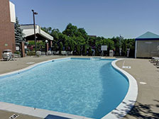 LivINN Hotel Cincinnati / Sharonville Convention Center Amenities - LivINN Sharonville Outdoor Pool