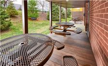 Outdoor Deck and BBQ Grill