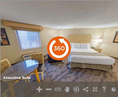 LivINN Hotel Cincinnati / Sharonville Convention Center Executive Suite